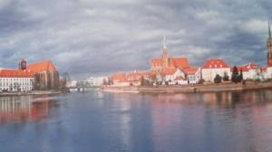 Braslavia isola Ostrow Tumski