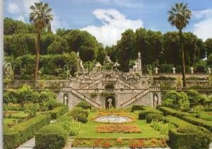 Villa Garzoni presso Collodi, pochi chilometri da Pescia. Disegnata dall arch. Diodati nel 18. sec. con la partecipazione di Filippo Juvarra