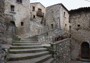 Centro storico Montelapiano - Chieti