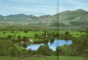Terre del Tirino. Nucleo Capodacqua - Capestrano (Aquila)