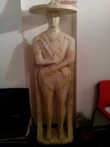Guerriero di Capestrano Museo di Chieti