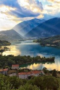 Lago di Barrea - Aquila