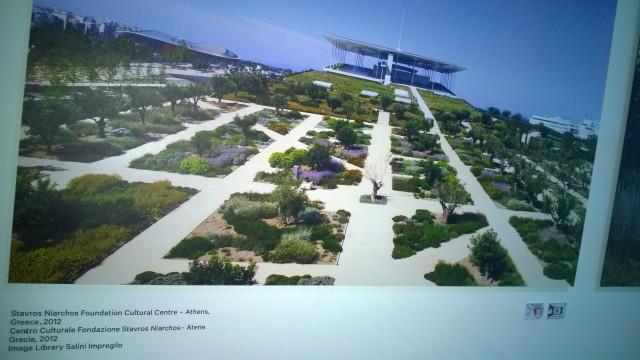 Centro Culturale Fondazione Stavros Niarchos- Atene - Grecia 2012
