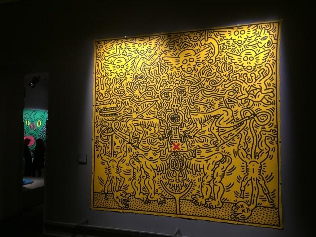 Keith-Haring-a-Palazzo-Reale-Milano-20171