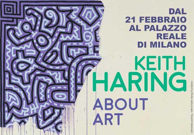 Keith-Haring-palazzo-reale-milano-2017-2